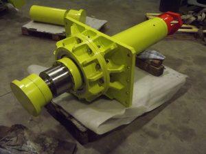 subsea screw jack fazzini meccanica